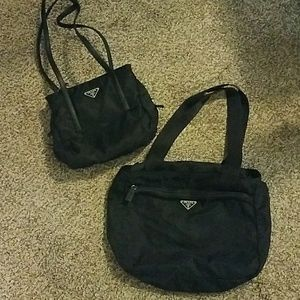 Set of 2 PRADA BAGS